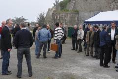 Inauguration du local 2012